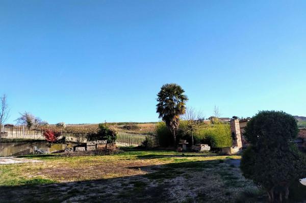 Villa in vendita a Vezza d'Alba, Socca Madernassa, Con giardino, 140 mq