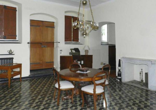 Villa in vendita a Lavagna, Santa Giulia, Con giardino, 1200 mq - Foto 12