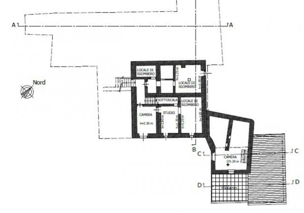 Villa in vendita a Lavagna, Santa Giulia, Con giardino, 1200 mq - Foto 6