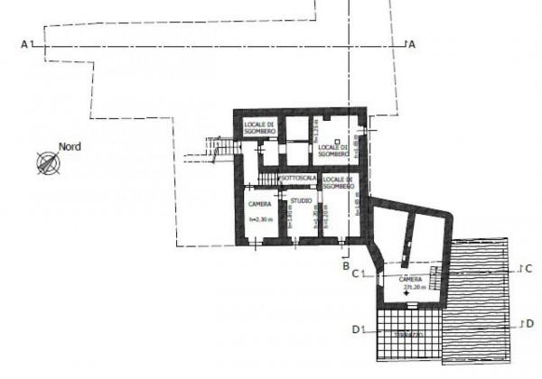 Villa in vendita a Lavagna, Santa Giulia, Con giardino, 1200 mq - Foto 10