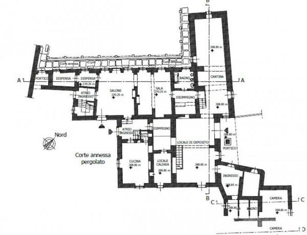 Villa in vendita a Lavagna, Santa Giulia, Con giardino, 1200 mq - Foto 3