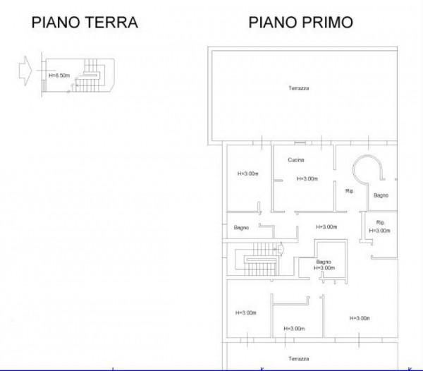 Capannone in vendita a Rignano sull'Arno, Zona Outlet, 2500 mq - Foto 6