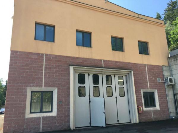 Capannone in vendita a Rignano sull'Arno, Zona Outlet, 580 mq