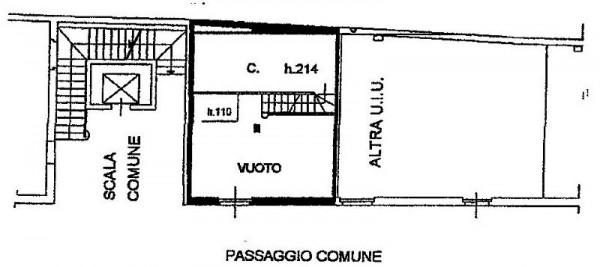 Appartamento in affitto a Milano, Navigli, Arredato, con giardino, 60 mq - Foto 4