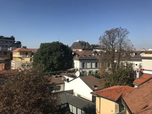 Appartamento in affitto a Milano, Cappuccio, Con giardino, 300 mq - Foto 12