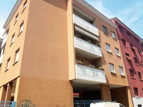 Appartamento in affitto a Sesto San Giovanni, Centro Storico, Con giardino, 80 mq