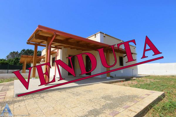 Villa in vendita a Taranto, 3 - San Vito, Carelli, Talsano, San Donato, Con giardino, 75 mq