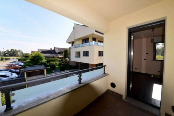 Appartamento in vendita a Vanzago, Con giardino, 65 mq - Foto 8