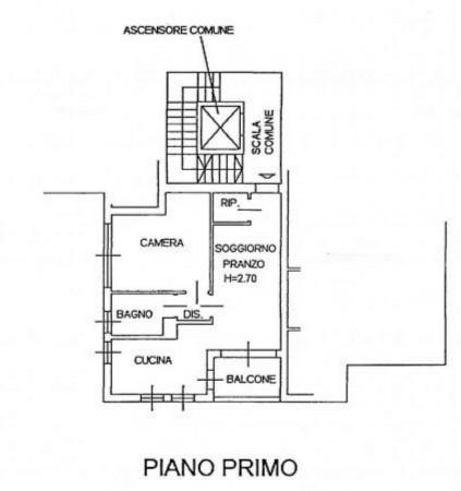 Appartamento in vendita a Vanzago, Con giardino, 65 mq - Foto 2