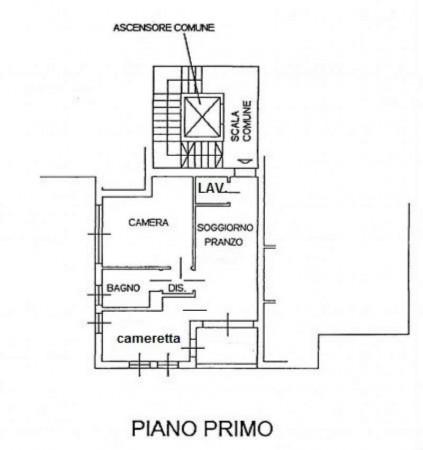 Appartamento in vendita a Vanzago, Con giardino, 65 mq - Foto 3