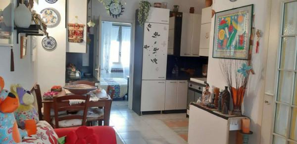 Appartamento in vendita a Locate di Triulzi, Locate, Con giardino, 50 mq - Foto 5