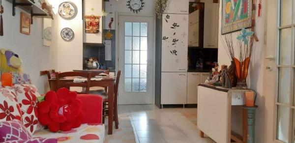 Appartamento in vendita a Locate di Triulzi, Locate, Con giardino, 50 mq - Foto 2