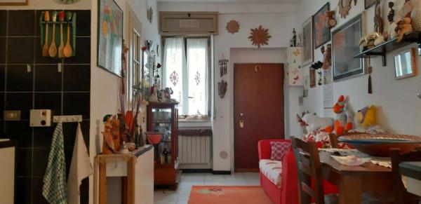 Appartamento in vendita a Locate di Triulzi, Locate, Con giardino, 50 mq - Foto 11