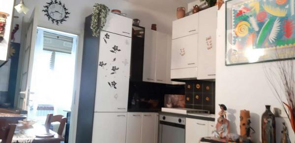 Appartamento in vendita a Locate di Triulzi, Locate, Con giardino, 50 mq - Foto 4