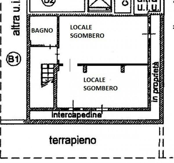 Ufficio in affitto a Collegno, Terracorta, Con giardino, 50 mq - Foto 3