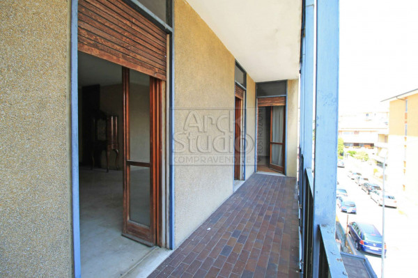 Appartamento in vendita a Cassano d'Adda, Centro, Con giardino, 120 mq - Foto 17