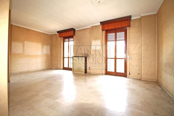 Appartamento in vendita a Cassano d'Adda, Centro, Con giardino, 120 mq - Foto 18