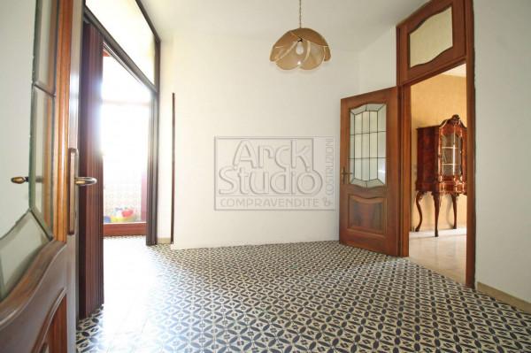 Appartamento in vendita a Cassano d'Adda, Centro, Con giardino, 120 mq - Foto 14