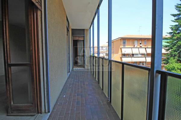 Appartamento in vendita a Cassano d'Adda, Centro, Con giardino, 120 mq - Foto 4