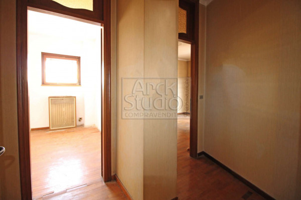 Appartamento in vendita a Cassano d'Adda, Centro, Con giardino, 120 mq - Foto 11