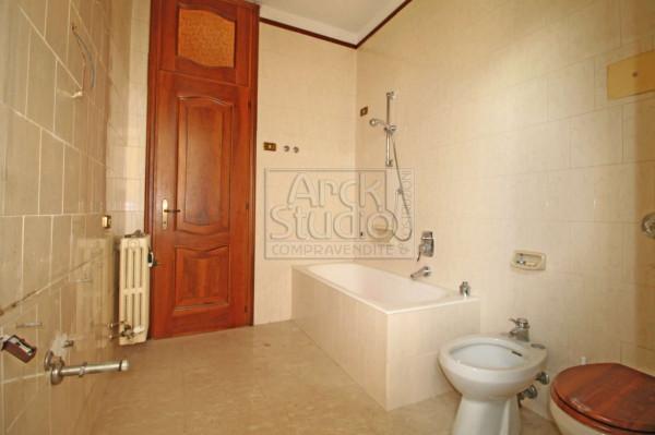 Appartamento in vendita a Cassano d'Adda, Centro, Con giardino, 120 mq - Foto 7