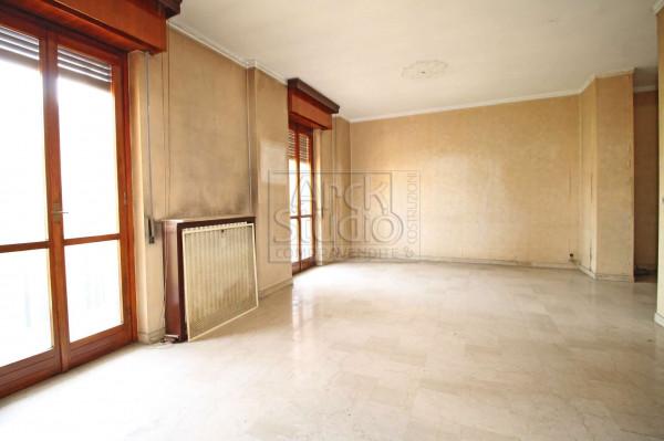 Appartamento in vendita a Cassano d'Adda, Centro, Con giardino, 120 mq - Foto 16