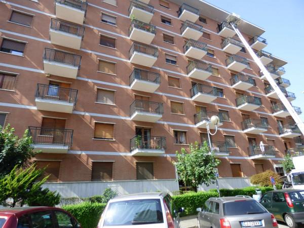Appartamento in vendita a Borgaro Torinese, Con giardino, 55 mq
