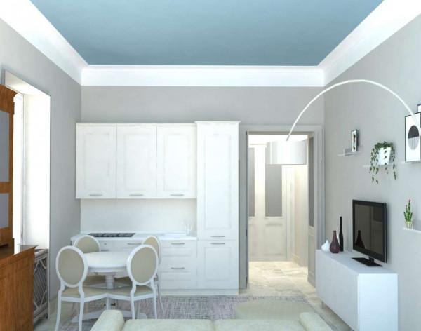 Appartamento in affitto a Torino, Arredato, con giardino, 70 mq - Foto 15