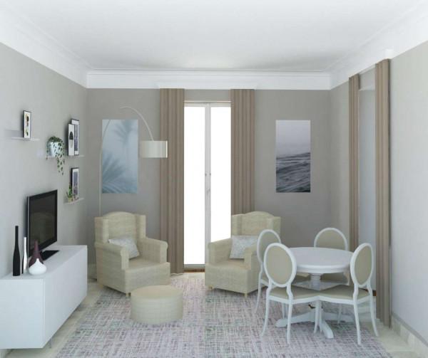 Appartamento in affitto a Torino, Arredato, con giardino, 70 mq - Foto 16
