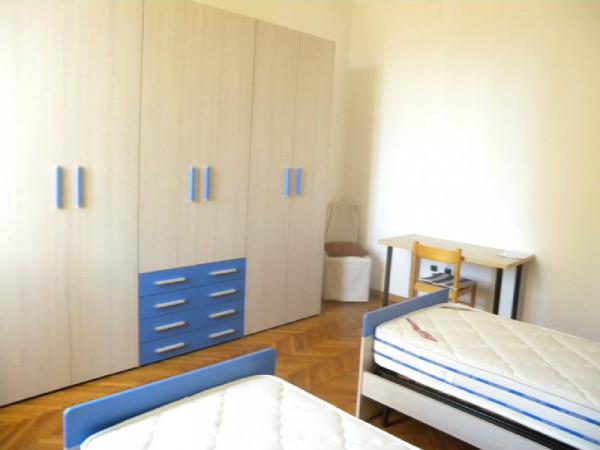 Appartamento in affitto a Milano, Loreto, Arredato, 85 mq