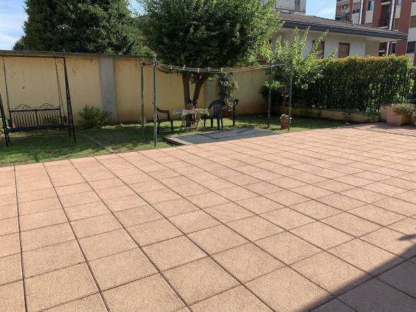 Appartamento in vendita a Caronno Pertusella, Con giardino, 131 mq - Foto 30