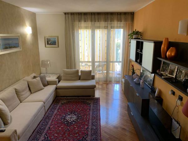Appartamento in vendita a Caronno Pertusella, Con giardino, 131 mq - Foto 3