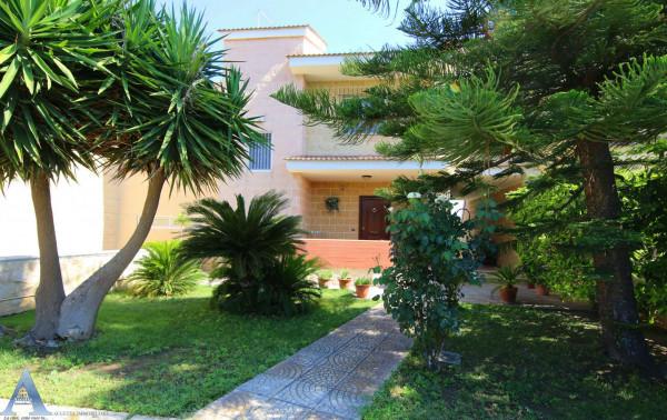Villa in vendita a Taranto, Lama, Con giardino, 213 mq - Foto 19