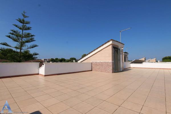 Villa in vendita a Taranto, Lama, Con giardino, 213 mq - Foto 4