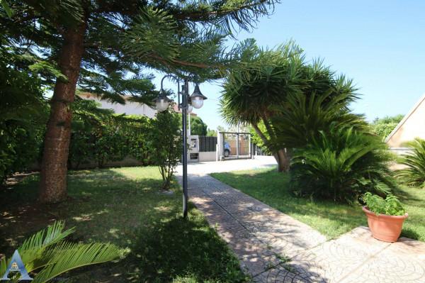 Villa in vendita a Taranto, Lama, Con giardino, 213 mq - Foto 20