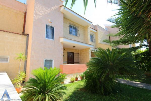 Villa in vendita a Taranto, Lama, Con giardino, 213 mq - Foto 18
