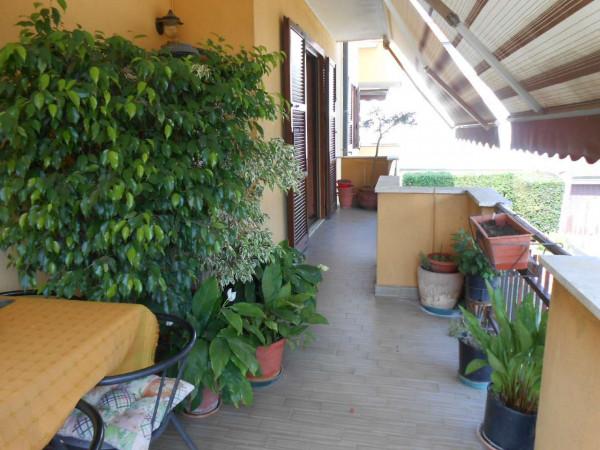 Appartamento in vendita a Zelo Buon Persico, Residenziale, Con giardino, 123 mq
