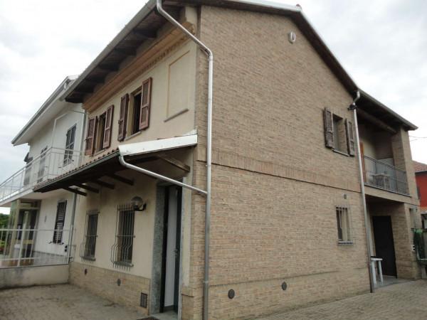Casa indipendente in vendita a Castelletto Monferrato, Con giardino, 100 mq