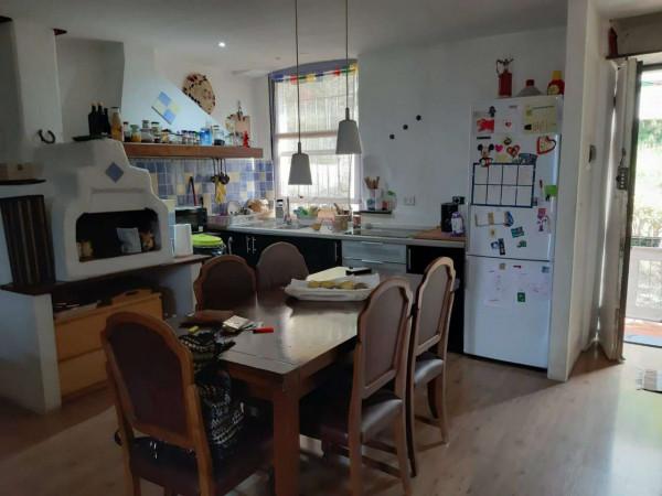 Appartamento in affitto a Uscio, Arredato, con giardino, 75 mq