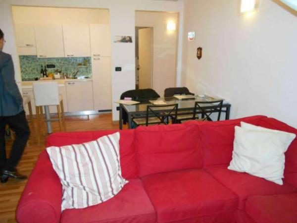 Appartamento in affitto a Torino, Piazza Solferino, Arredato, 75 mq