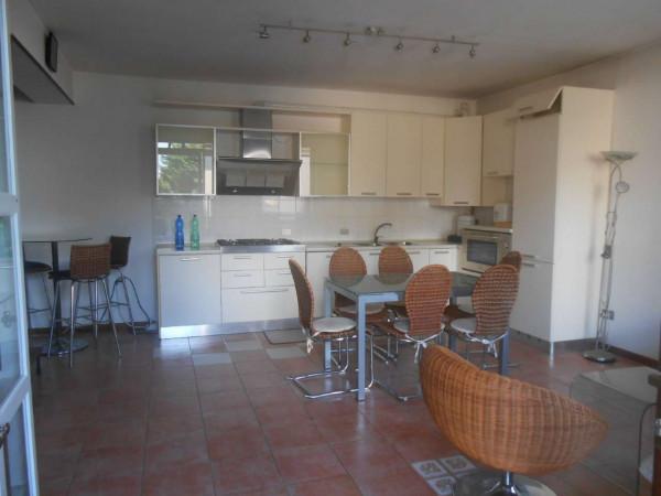 Villa in vendita a Casale Cremasco-Vidolasco, Residenziale, Arredato, con giardino, 117 mq