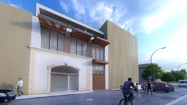 Appartamento in vendita a Lecce, San Lazzaro, Con giardino, 300 mq