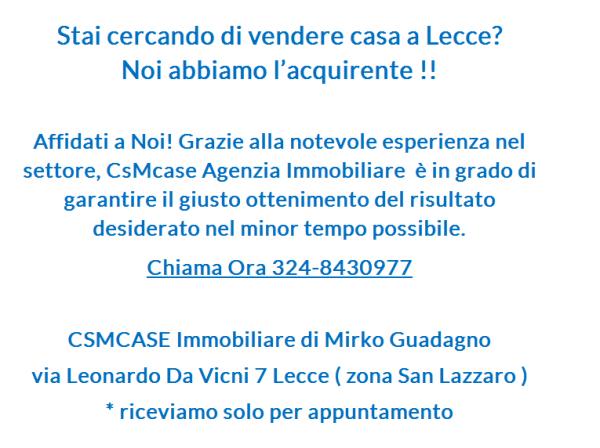 Appartamento in vendita a Lecce, San Lazzaro, Con giardino, 300 mq - Foto 2