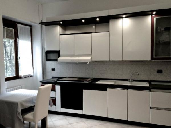 Appartamento in affitto a Milano, Indipendenza - Corso Concordia, Arredato, con giardino, 60 mq