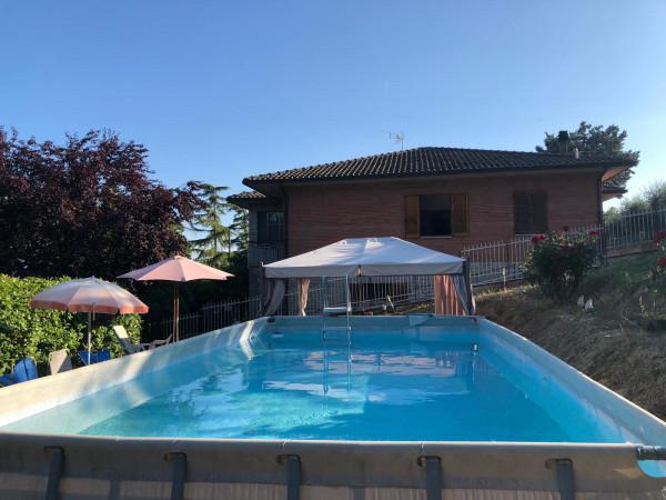 Casa indipendente in vendita a Perugia, Balanzano, Con giardino, 430 mq