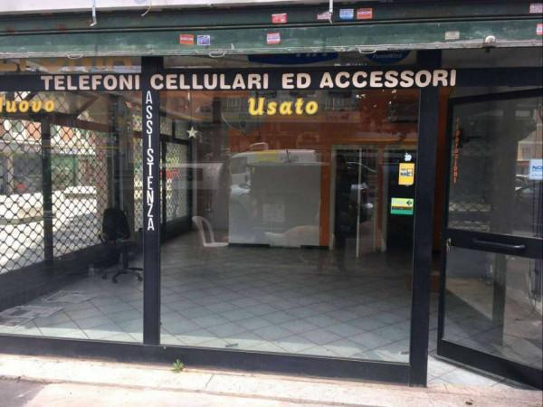 Negozio in affitto a Roma, Prenestina, 48 mq