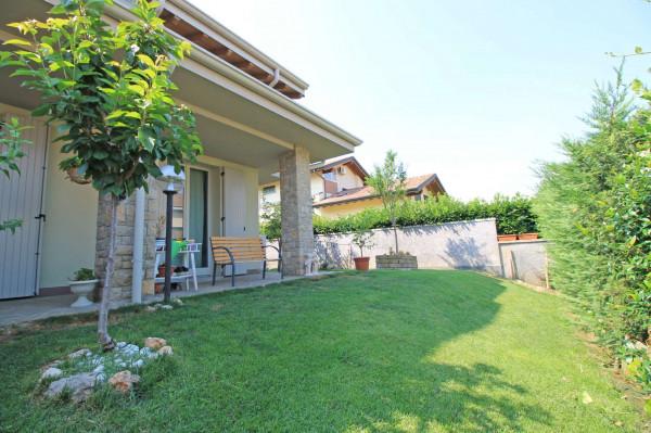 Villetta a schiera in vendita a Cassano d'Adda, Con giardino, 150 mq - Foto 21