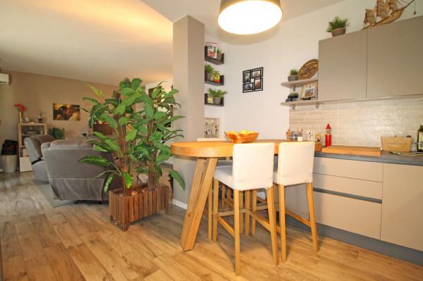 Villetta a schiera in vendita a Cassano d'Adda, Con giardino, 150 mq - Foto 16