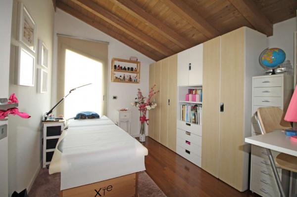 Villetta a schiera in vendita a Cassano d'Adda, Con giardino, 150 mq - Foto 8