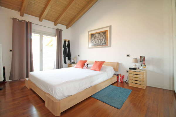 Villetta a schiera in vendita a Cassano d'Adda, Con giardino, 150 mq - Foto 12
